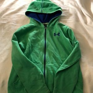 🧑🏽Under Armour hoodie large